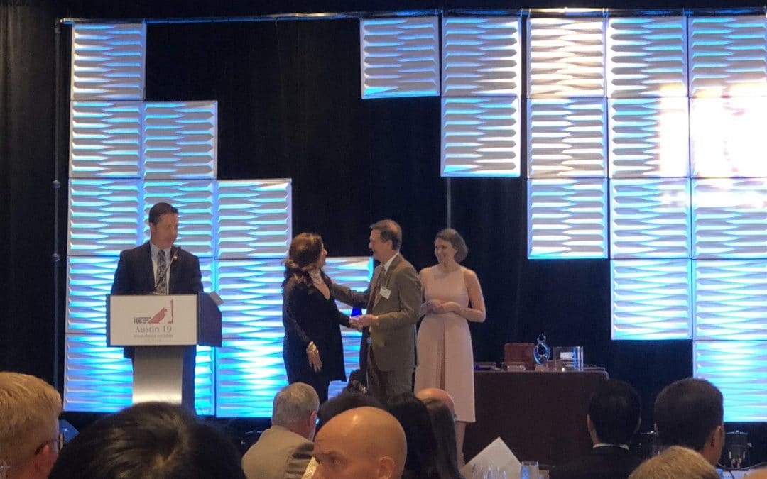 Gaby Tassin Announced As International ITE Young Member of the Year