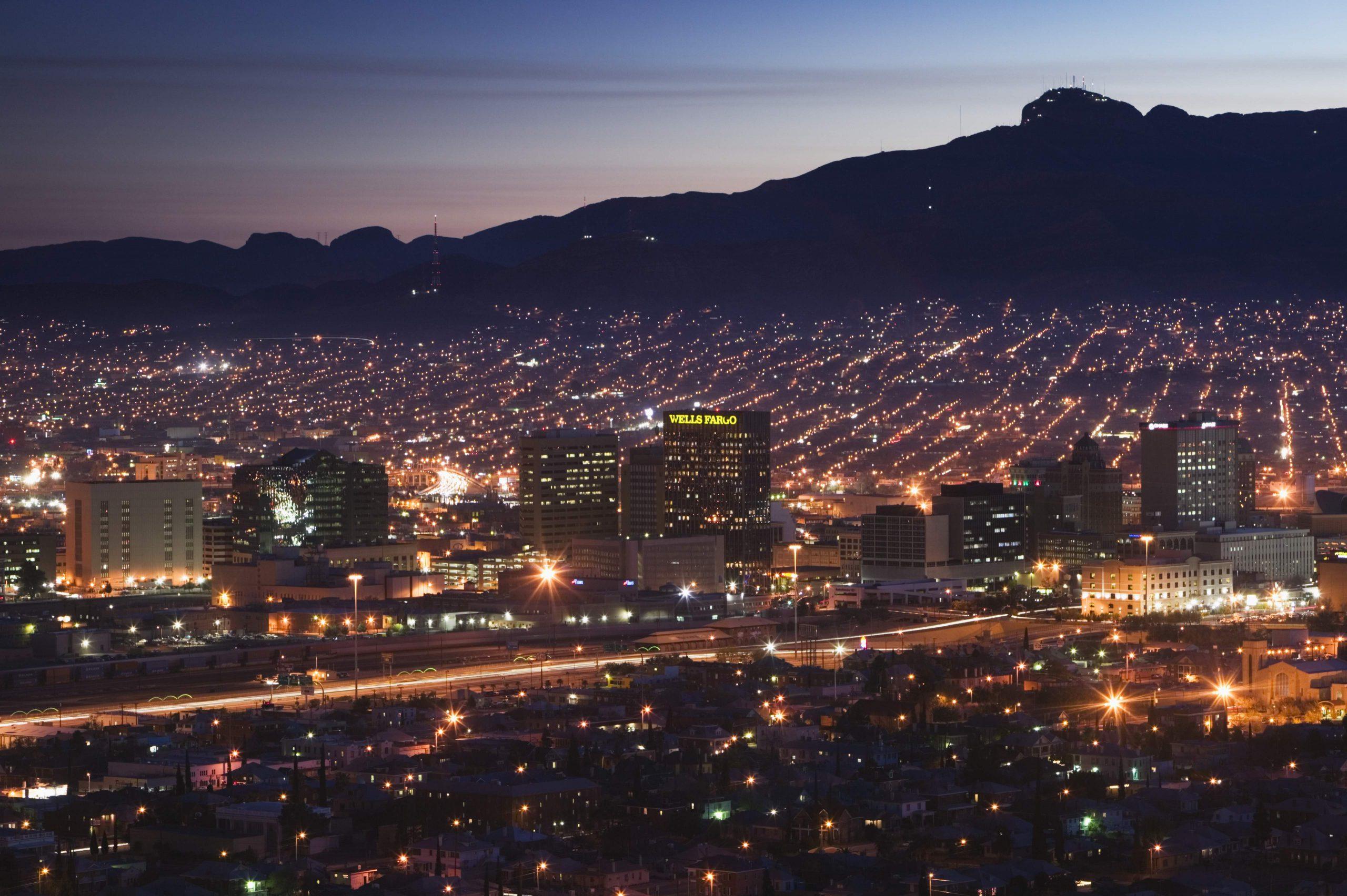 EL PASO'S MULTIMODAL SOLUTIONS FOR TOMORROW