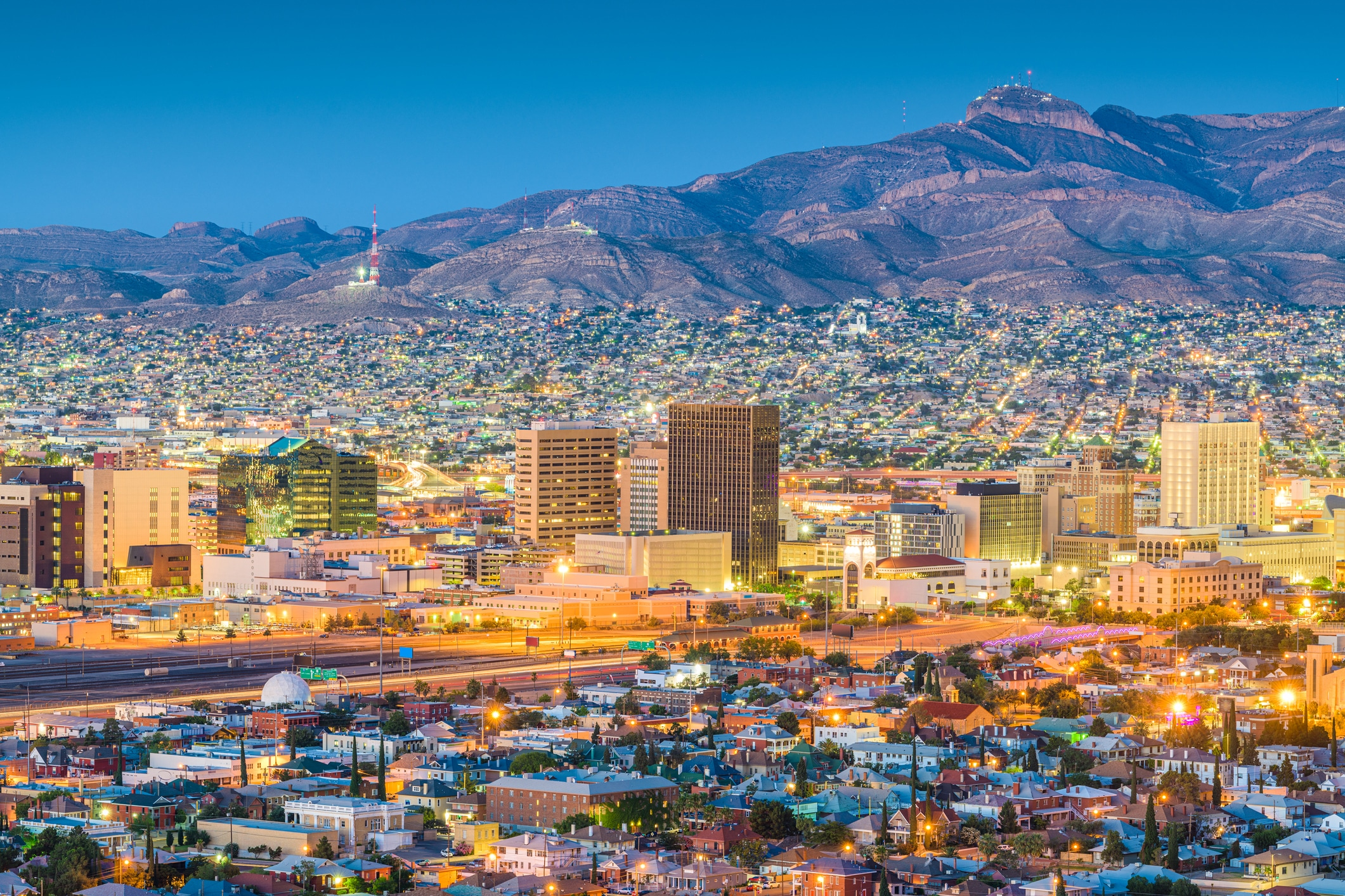 EL PASO MPO 2045 METROPOLITAN TRANSPORTATION PLAN UPDATE